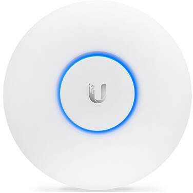 Ubiquiti UniFi UAP-AC-LR Long Range Wireless-AC1350 Access Point with Power over Ethernet