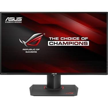 27 ASUS ROG SWIFT PG27AQ 4K IPS G-Sync Gaming Monitor with Speakers