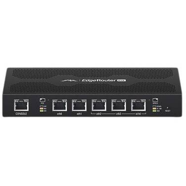 5 Port Ubiquiti EdgeRouter ERPoe-5 Gigabit Router with Power over Ethernet