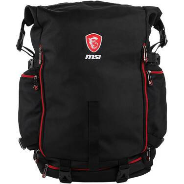 18 MSI HERMES Notebook Gaming BackPack