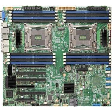 Intel S2011-3 S2600CW2R Dual Xeon Server Motherboard