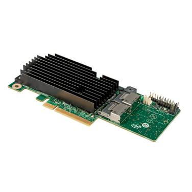 8 Port Intel RMS25PB080 LSI2208 Raid Card with Smart Battery and Cables
