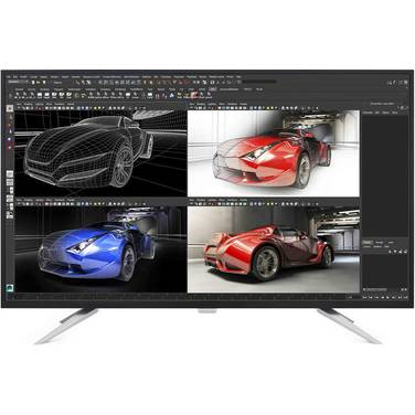 43 Philips BDM4350UC 4K-UHD LED Monitor with Speakers