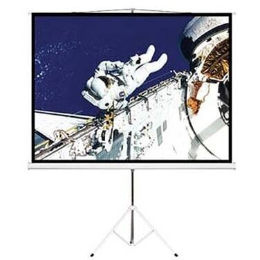 65 Brateck BT-PSDA65 Tripod Portable Projector Screen (16:9 ratio) Black
