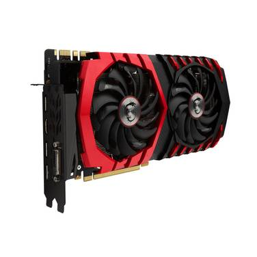 MSI GTX1080 8GB GAMING X PCIe Video Card