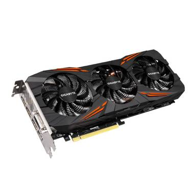 Gigabyte GTX1070 8GB G1 Gaming PCIe Video Card GV-N1070G1-GAMING