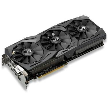 ASUS GTX1070 8GB STRIX PCIe Video Card PN STRIX-GTX1070-8G-GAMING