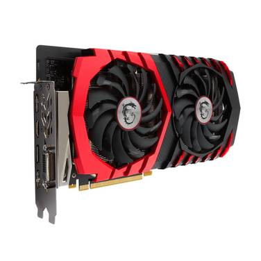 MSI GTX1060 6GB Gaming X Video Card PN GTX 1060 GAMING X 6G