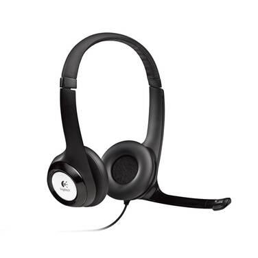 Logitech H390 Stereo USB Headset 981-000485