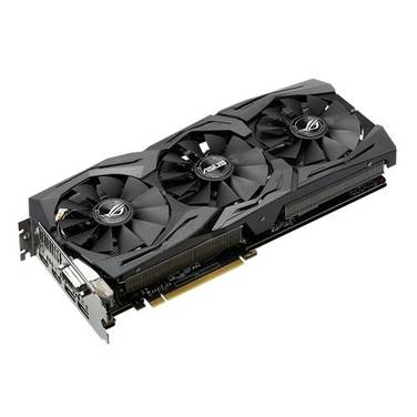 ASUS GTX1060 6GB STRIX OC PCIe Video Card PN STRIX-GTX1060-O6G-GAMING