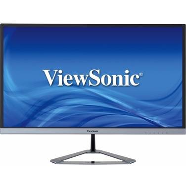 27 Viewsonic VX2776-SMHD IPS LED Monitor with Speakers