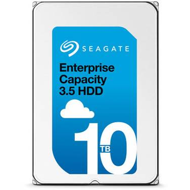 10TB Seagate 3.5 7200rpm Enterprise Helium SATA 6Gb/s HDD PN ST10000NM0016