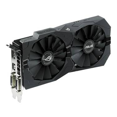 ASUS RX470 4GB Strix OC PCIe Video Card PN STRIX-RX470-O4G-GAMING