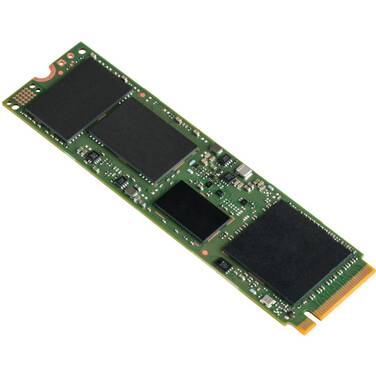 256GB Intel 600p Series M.2 80mm PCIe NVMe SSD PN SSDPEKKW256G7X1