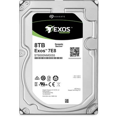 8TB Seagate 3.5 SATA 6Gb/s Enterprise HDD PN ST8000NM0055