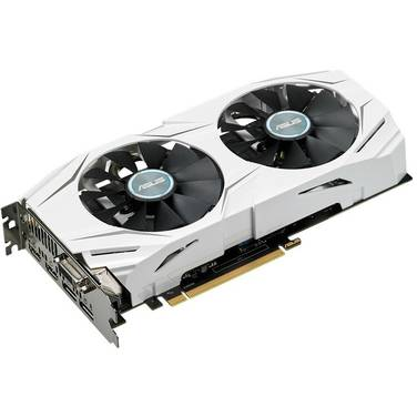 ASUS GTX1060 3GB DUAL OC PCIe Video Card PN DUAL-GTX1060-O3G