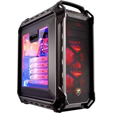 Cougar ATX Panzer Max Full Tower Case Black (No PSU)
