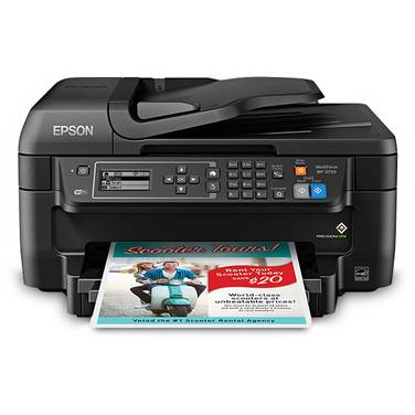 Epson Workforce WF-2750 Colour Inkjet Multifunction Printer