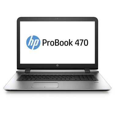 HP ProBook 470 G3 17.3 Core i7 Notebook Windows 7/10 Pro PN Y3N70PT