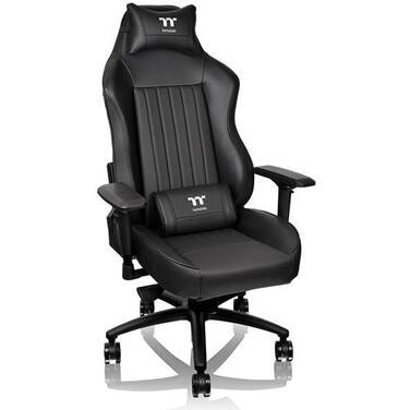 Thermaltake X Comfort TT Premium Edition XC500 Gaming Chair Black & Black