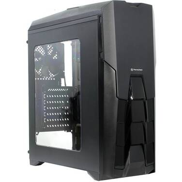Thermaltake ATX Versa N25 Case Black USB 3.0 with 600W PSU CA-3G2-60M1WA-00
