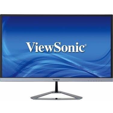 24 Viewsonic VX2476-SMHD IPS LED Monitor with Speakers