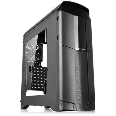 Thermaltake ATX Versa N26 Case Black USB 3.0 with 600W PSU