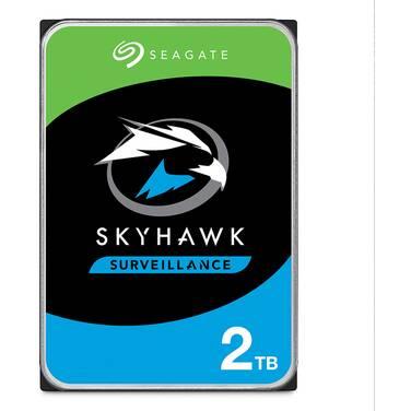 2TB Seagate 3.5 SATA Skyhawk Surveillance HDD PN ST2000VX008