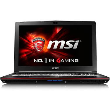 MSI GP62 6QF-1204AU 15.6 Core i7 Leopard Pro Notebook Win 10