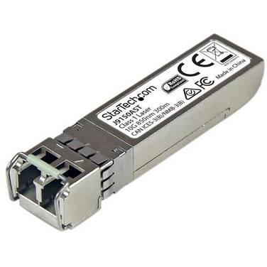 StarTech 10 Gigabit Fiber SFP+ Transceiver Module - HP J9150A Compatible - MM LC with DDM - 300 m (984 ft)