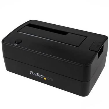 StarTech USB 3.1 (10Gbps) Single-Bay Dock for 2.5/3.5 SATA SSD/HDD