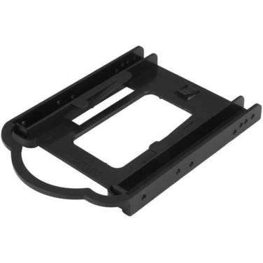 StarTech 2.5 SSD/HDD Mounting Bracket for 3.5 Drive Bay - Tool-less Installation
