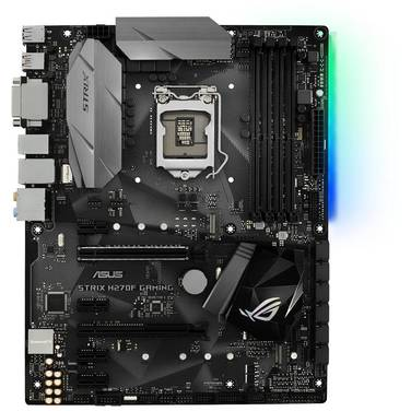 ASUS S1151 ATX ROG-STRIX-H270F-GAMING DDR4 Motherboard