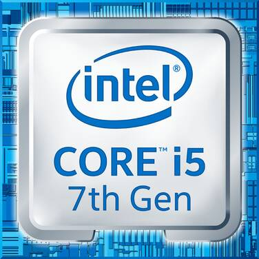 Intel S1151 Core i5 7400 3.0GHz to 3.5Ghz Quad Core CPU BX80677I57400, Limit 2 per customer