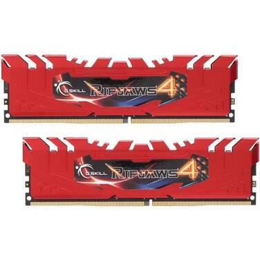 16GB DDR4 G.Skill (2x8GB) F4-2400C15D-16GRR Ripjaws 2400Mhz RAM