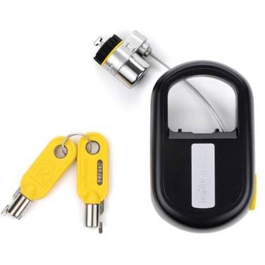Kensington MicroSaver Retractable Notebook Lock PN 64538