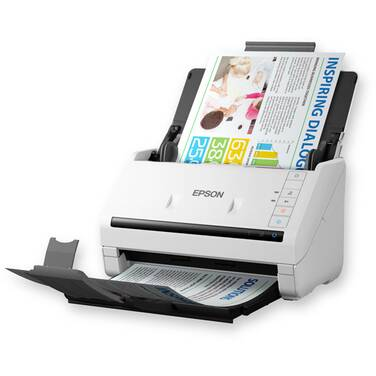 Epson WorkForce DS-570W Wireless Document Scanner
