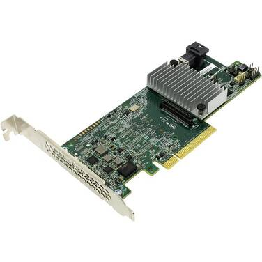 4 Port Intel RS3DC040 LSI3108 Raid Card