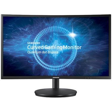 27 Samsung G70 LC27FG70FQEXXY Curved 144Hz LED Gaming Monitor with Height Adjust