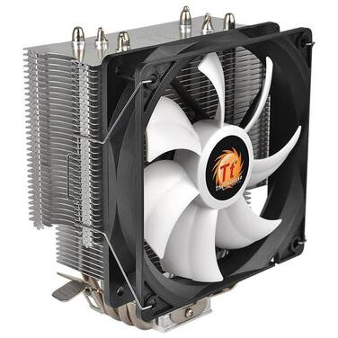 Thermaltake Contact Silent 12 CPU Cooler PN CL-P039-AL12BL-A