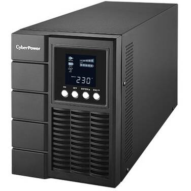 1500VA CyberPower Online S Tower UPS OLS1500E 2 Year Adv Replacement Warranty