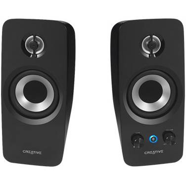 Creative T15 Wireless 2.0 Speakers Black