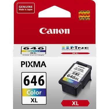 Canon CL646XL Hi-Yield Black Inkjet Cartridge