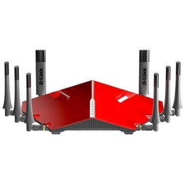 D-Link DIR-895L MIMO Wireless-AC5300 Tri-Band Gigabit Router