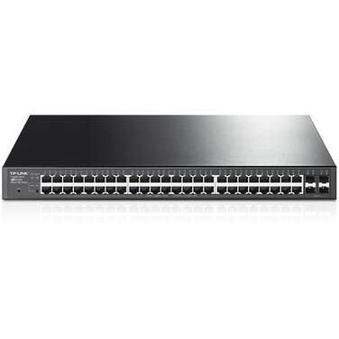 48 Port TP-Link T1600G-52PS (TL-SG2452P) Gigabit Network Switch with Power Over Ethernet