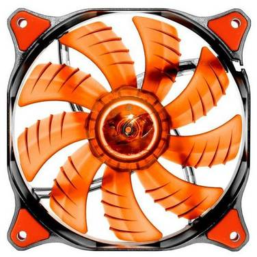 120mm Cougar Red LED Case Fan PN CF-D12HB-R