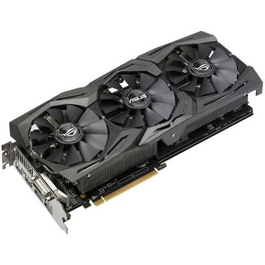 ASUS ROG-STRIX-RX580-T8G-GAMING TOP Edition PCIe Video Card
