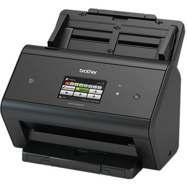 Brother ImageCenter ADS-3600W Wireless Desktop Scanner
