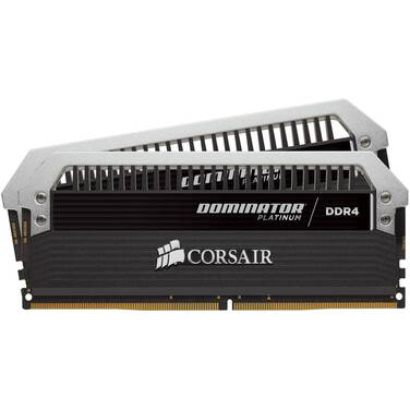 16GB DDR4 Corsair CMD16GX4M2B3000C15 (2x8GB) 3000MHz DOMINATOR PLATINUM Ram Kit