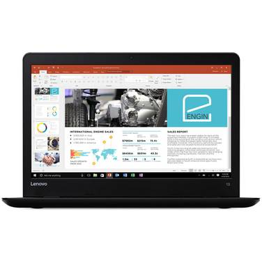 Lenovo ThinkPad 13.3 Core i5 Notebook Win 10 Pro PN 20J1000EAU